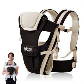 Multifunctional Breathable Baby Carrier