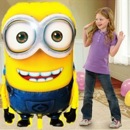 Inflatable Minions Balloon Despicable Me