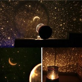 Star And Sky Projector Night Light – Limited Edition