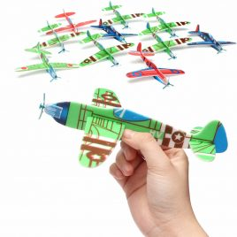 DIY Flying Glider Planes