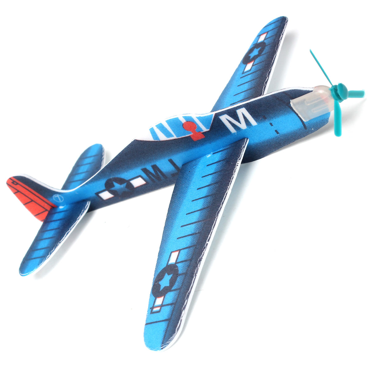 DIY Flying Glider Planes - KidsBaron