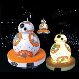 Star Wars BB-8 Night Light