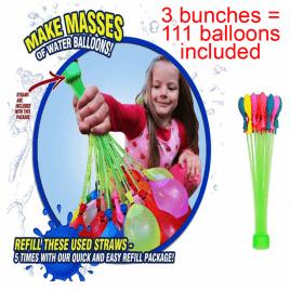 water ballon bunch