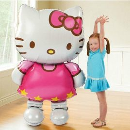 Large Hello Kitty Balloon