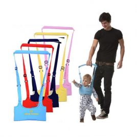 Adjustable Baby Walking Belt Learning Assistant