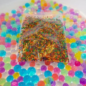Orbeez water beads biodegradable 10000 pieces megapack