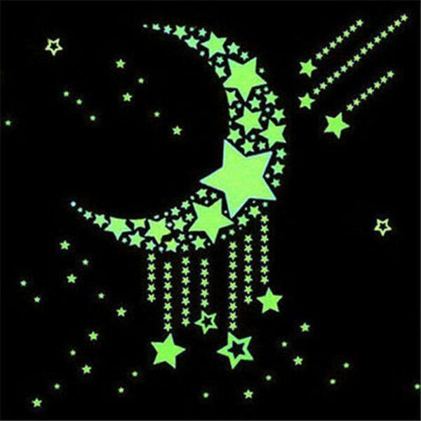 glow in the dark star stickers