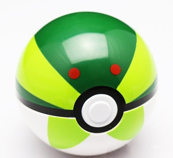 real life Pokeball
