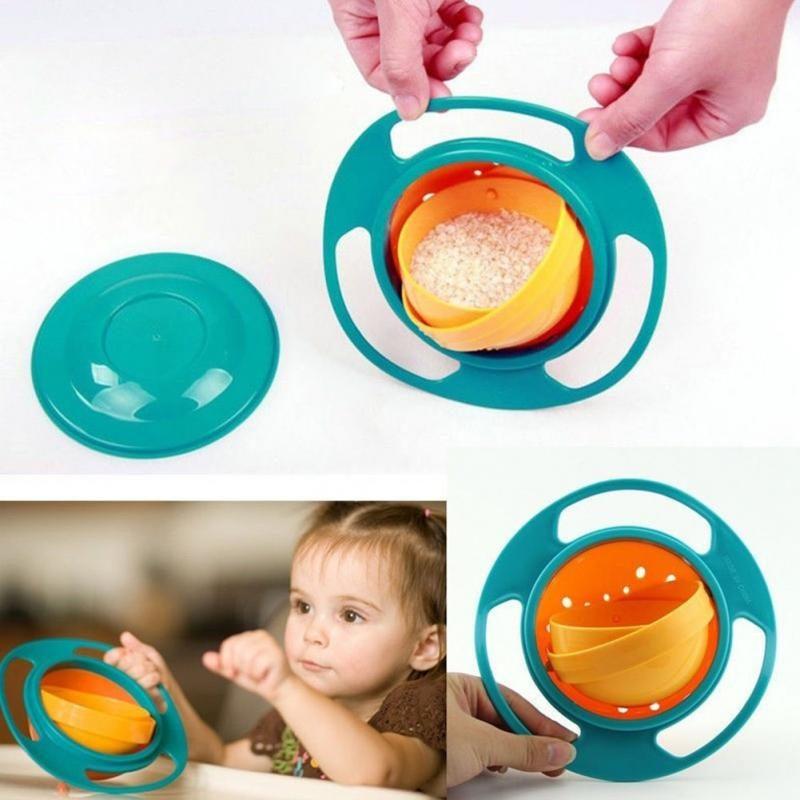 anti-spill bowl