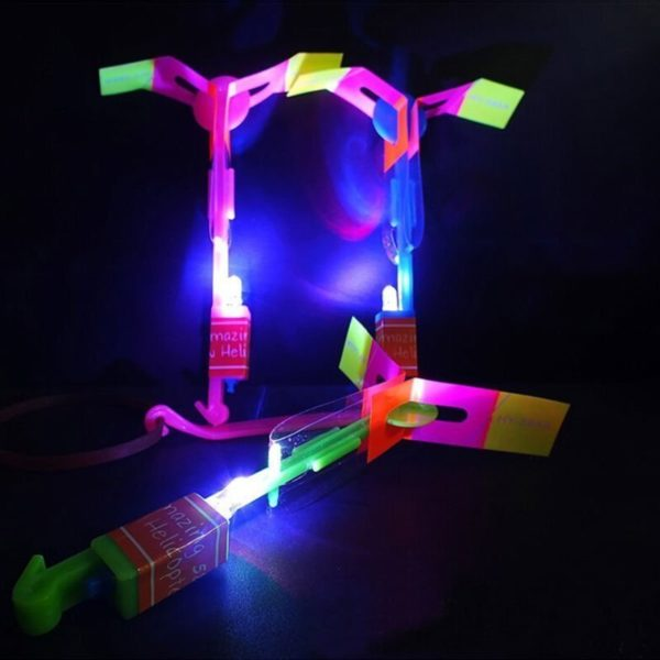 LED helicopter sling