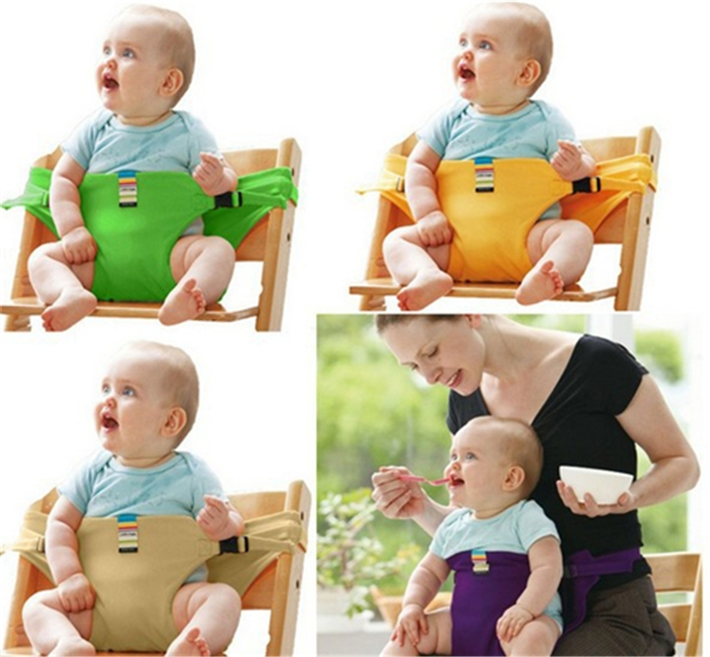 baby chair  sc 1 st  KidsBaron & Portable Baby Chair Pouch - KidsBaron - Kids Family and Baby Supplies