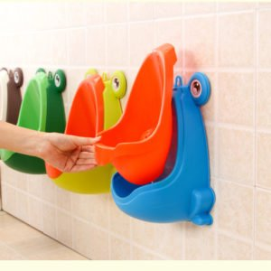 potty training frog baby urinal