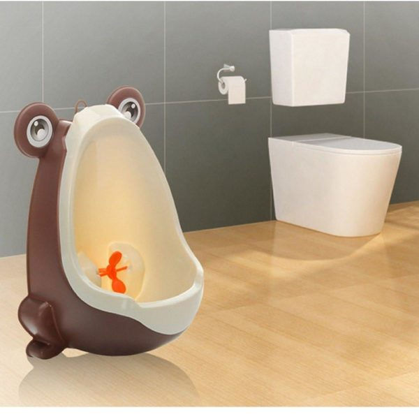 froggy potty baby urinal