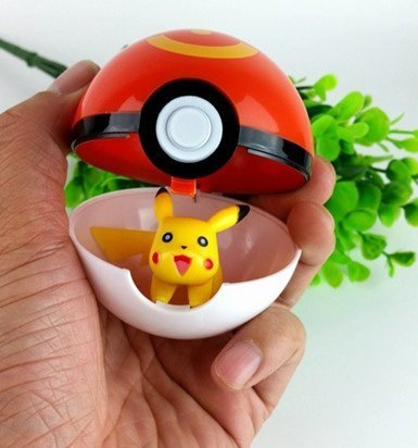 Pokeball Pikachu