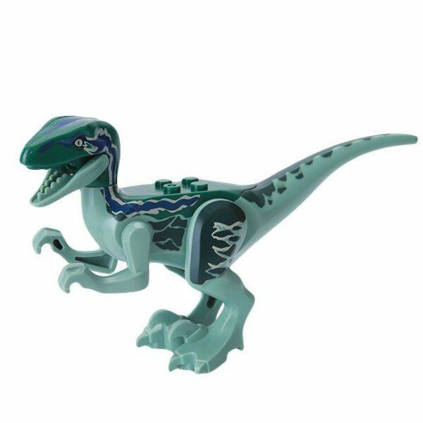 dinosaur minifigures jurassic park