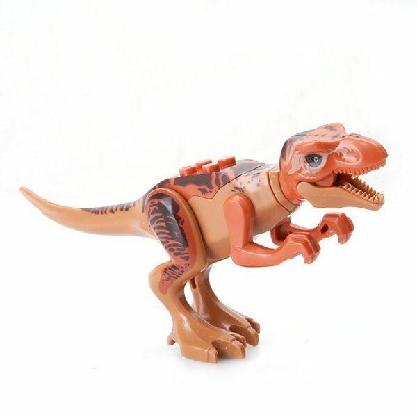lego jurassic world dinosaur minifigures