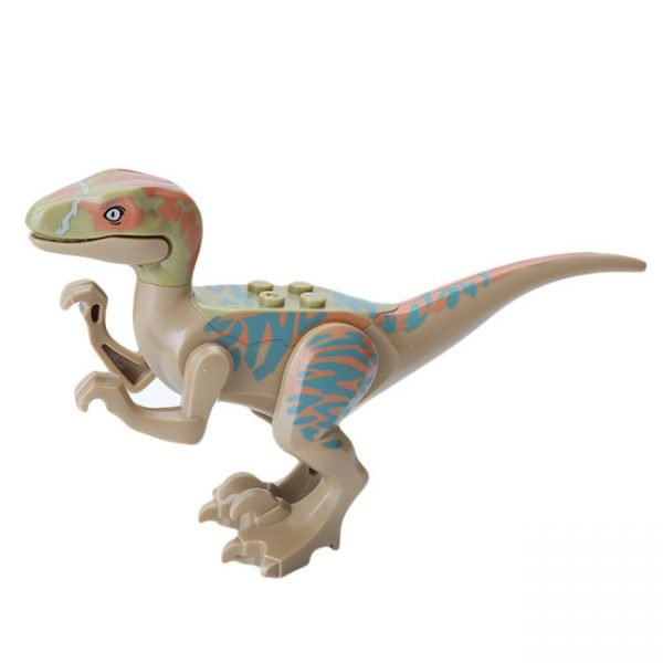 dinosaur minifigures jurassic world