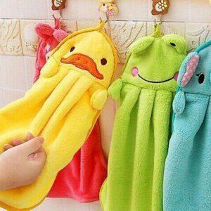 animal towel