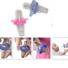 medicine dispenser pacifier