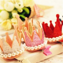 crown hairpins