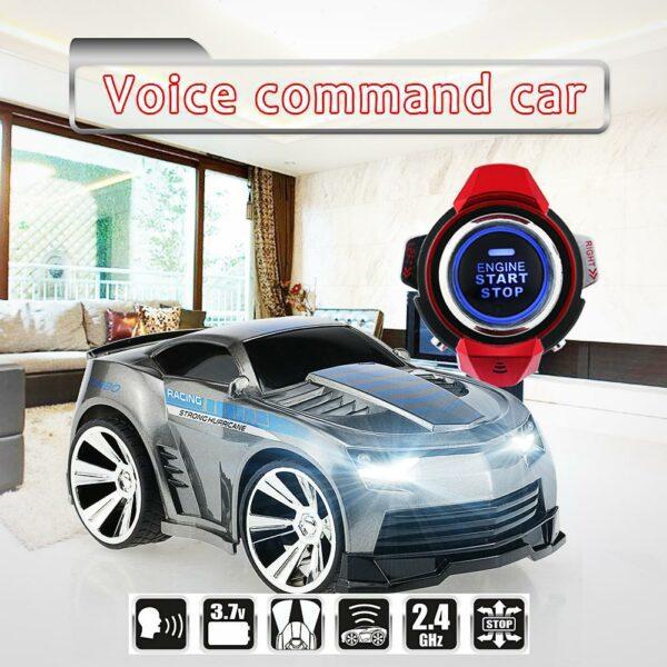 voice command car