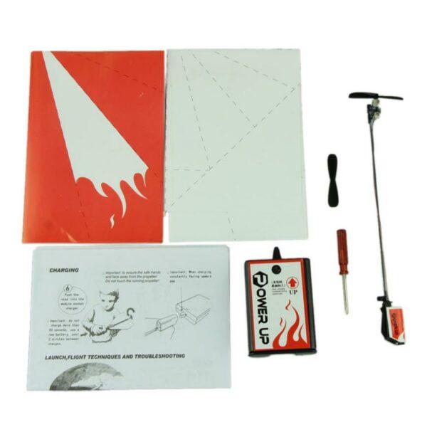 paper plane electric