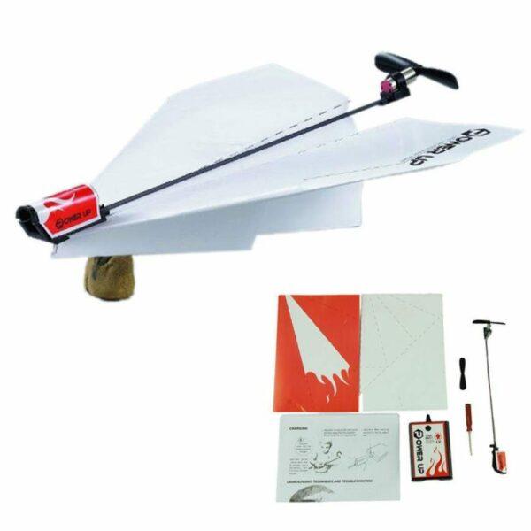 paper plane electric kit