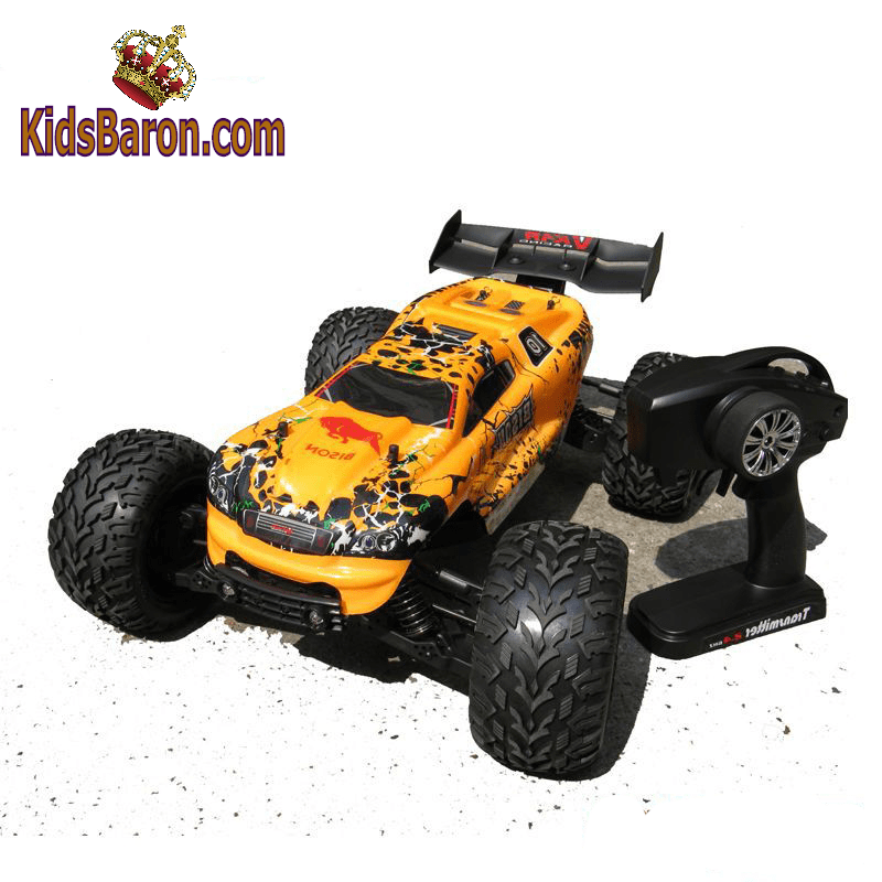 RC offroad truck