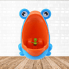 frog potty training baby urinal