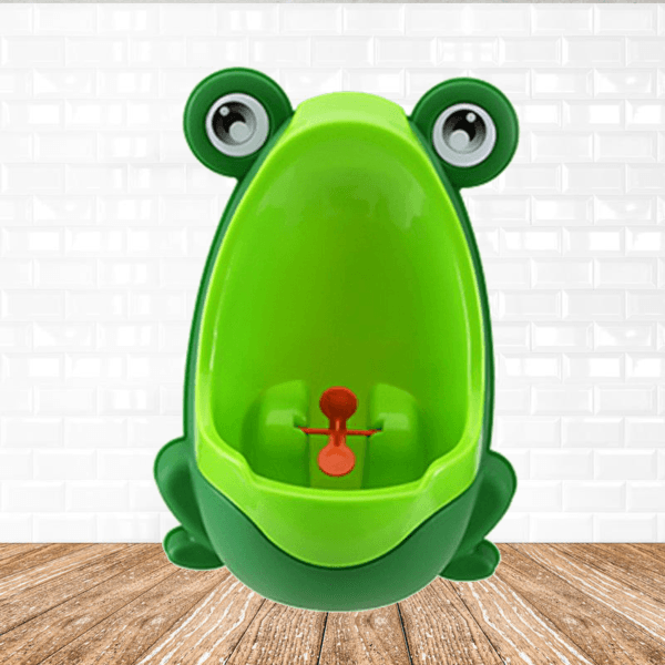 frog urinal baby urinal potty training