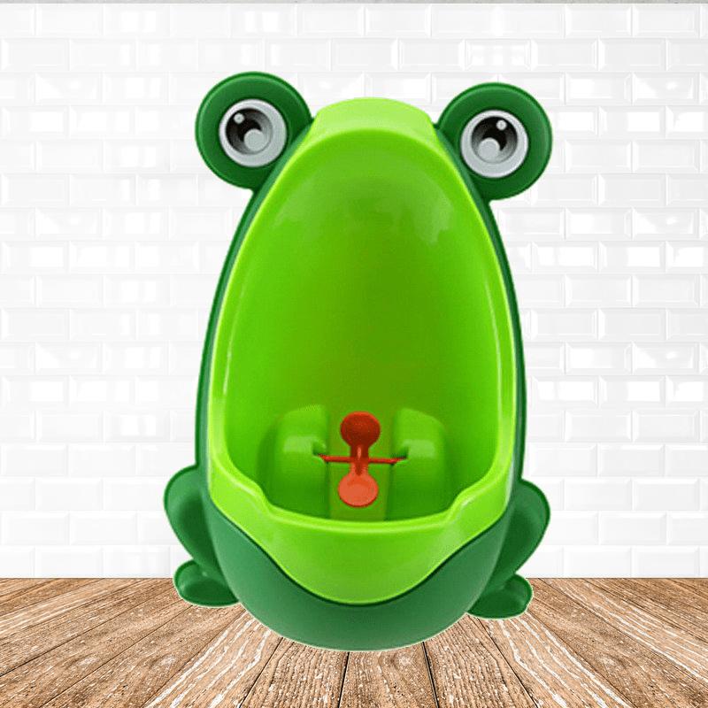 Frog Baby Urinal - KidsBaron - Kids, Family and Baby Supplies