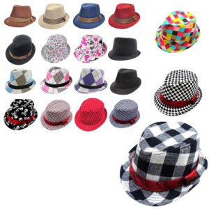 fedora hats for kids boys and girls