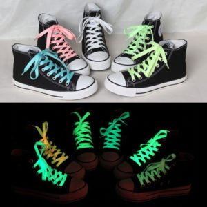 luminous shoelaces