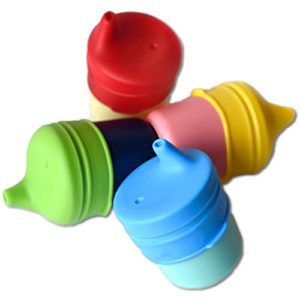 sippy cup lids turn any cup into a safe sippy cup