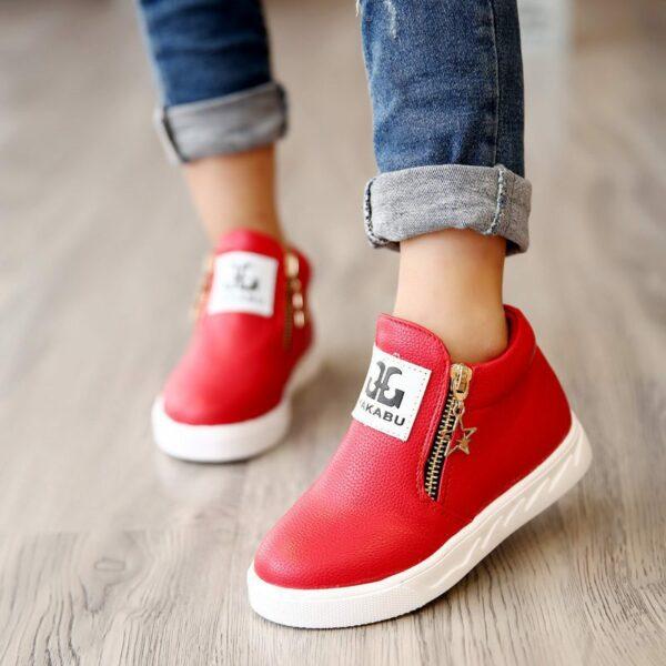 trendy boots