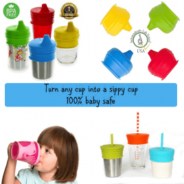 sippy cup converter lids