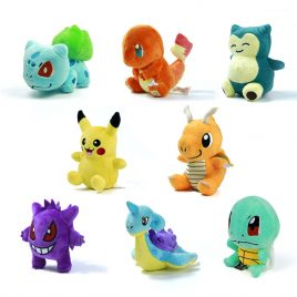 pokemon cuddly toys