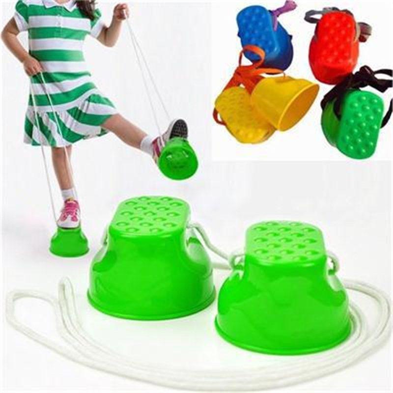 Toys For Feet : Children balance stilts kidsbaron kids family and