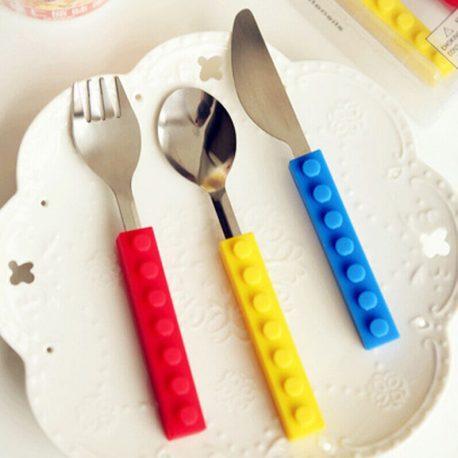 lego kids cutlery