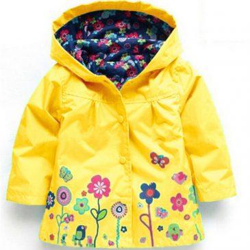 Spring Flower Jacket