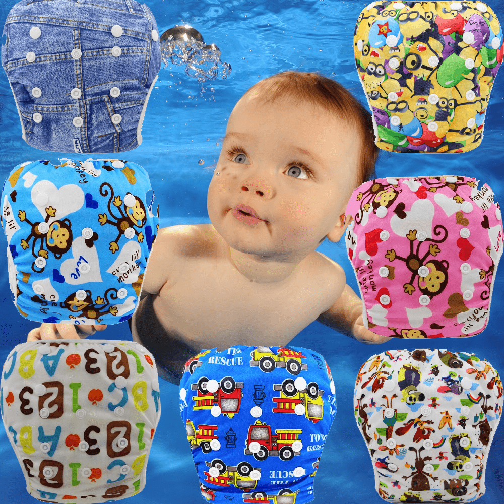 Swim Diapers For Babies Not Cloths Diapers