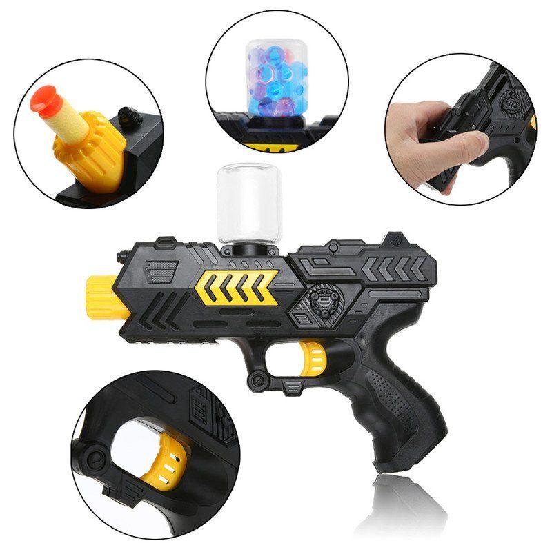orbeez gun that shoots water beads, orbeez and foam darts nerf darts