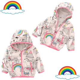 Unicorn Rainbow Jacket