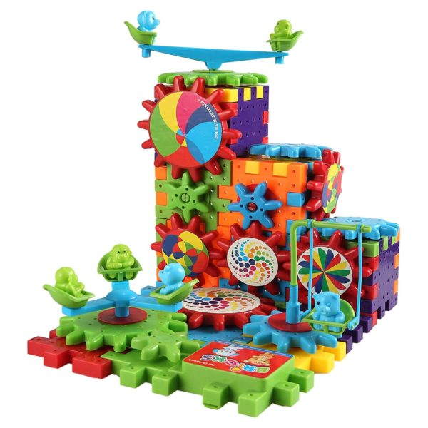 building blocks, interlockable bricks, electric building blocks