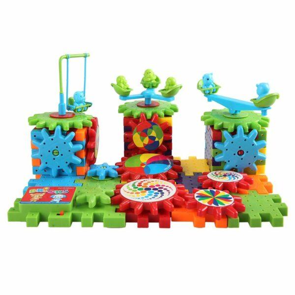electric building blocks, funny blocks