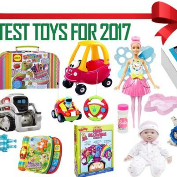 What's Popular: The Hottest Toys for 2017