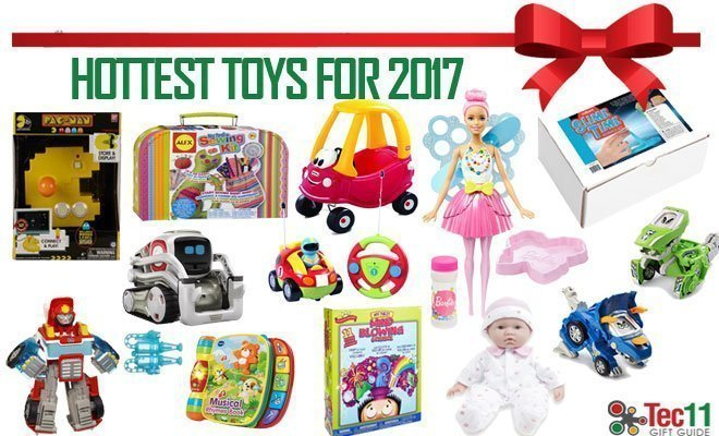 the hottest toys of 2017 now for Christmas
