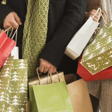 Christmas Shopping with Kids – Preparation is Key