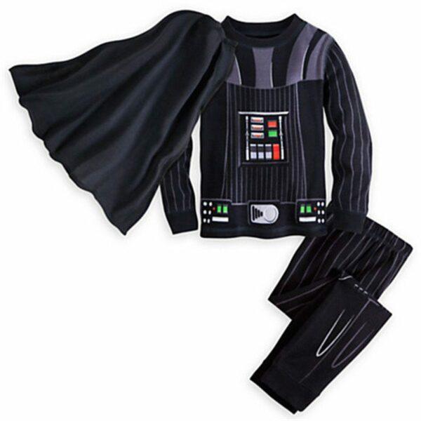 Darth vader pajamas suit