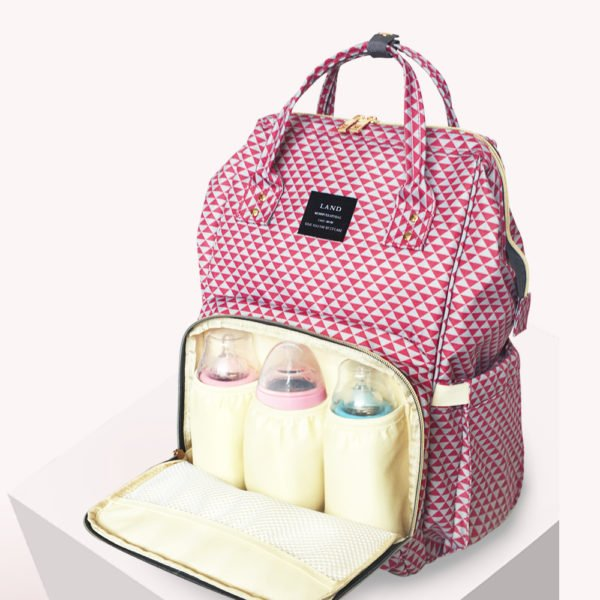 designer diaper bag color